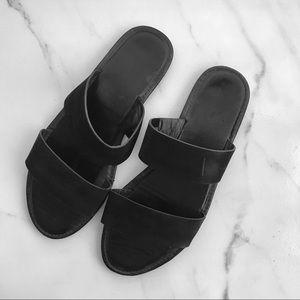 Bamboo Slide sandals